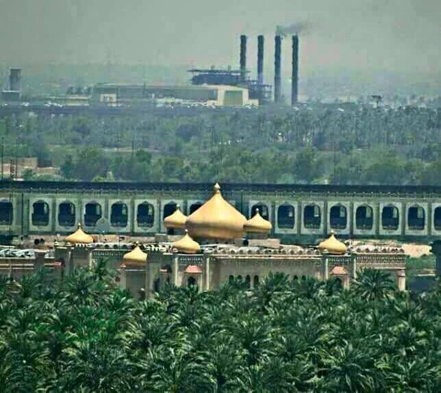 قصر السندباد بغداد