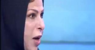 بالفديو بكاء النائبه العراقية عاليه نصيف