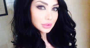 اجدد صور للممثلة السورية دانا جبر 2017