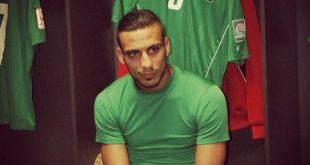 عاجل اللاعب العراقي علي عدنان يعتزل اللعب دوليا