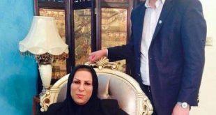 عاجل وفاة ابن النائبة العراقيه عالية نصيف