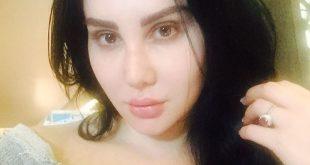 حصريا صور الممثلة السورية جيني اسبر بدون مكياج