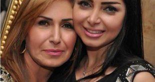 حصريا صور الفنانة العراقية كلوديا حنا مع عائلتها