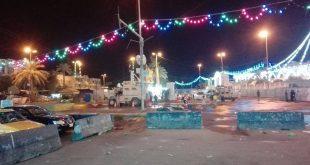 بالفيديو تكبيرات صلاة العيد في جوامع بغداد