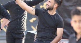 بالصور الاعب سامر سعيد في المواكب الحسينية