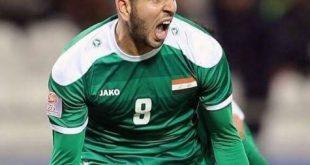 رسميا مهند عبدالرحيم يوقع مع نادي النصر الاماراتي