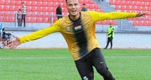وفاة لاعب نادري اربيل العراقي بحادثة مفاجئه