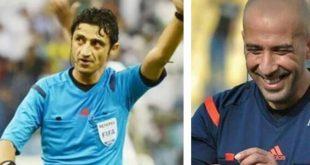 تسمية الحكم العراقي مهند قاسم لقيادة مباراة قطر والصين