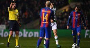 اهداف برشلونة و سيلتك 0-2 ضمن دوري ابطال اوروبا 2017 HD