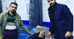 عاجل وفاة والد الحارس المنتخب العراقي نور صبري