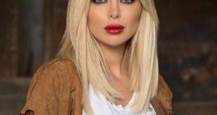 الاعلامية اللبنانية ستيفاني صليبا على انستغرام 2017