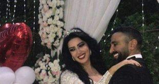صور زواج الفنانه سمية الخشاب 2017