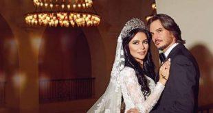 الفنانة شيماء الهلالي تنشر صور زواجها عبر الانستقرام 2018