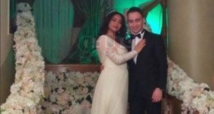 فيديو من حفل زفاف الفنانة شيرين و حسام حبيب