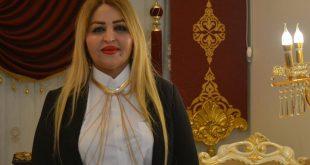 المرشحة ايمان المرسومي عن تحالف القرار العربي