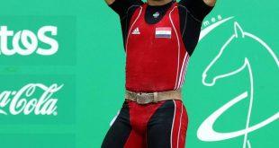 اول ميدالية ذهبية للمنتخب العراقي لرفع الاثقال