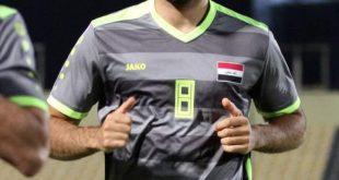 ياسر قاسم على اعتاب احد الاندية العراقية