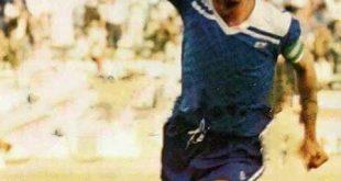 يصادف اليوم ذكرى وفاة لاعب المنتخب الوطني السابق المرحوم ناطق هاشم