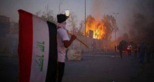 البصرة: محتجون يقتحمون حقل غرب القرنة 2