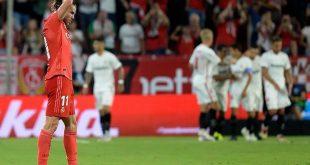 إشبيلية يسحق ريال مدريد بثلاثية نظيفة