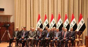 برلمان العراقي يمنح ثقة الى 14 وزير ويؤجل باقي الوزارات