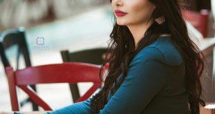 احدث جلسة تصوير للاعلامية هيفاء حسوني بعدسة لبنى عرفان