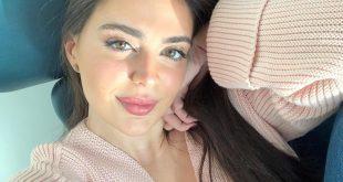 ملكة جمال لبنان بيرلا الحلو في احدث صور الها عبر انستغرام