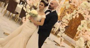 صور  زفاف البلوكر زايا و المصور زاندر 2019