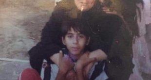 صورة نادرة لصفاء ابن ثنوة شهيد التحرير