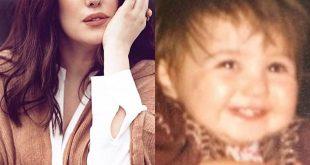 مشاهير العرب ينشرون صورهم في تحدي عندما كانو اطفال