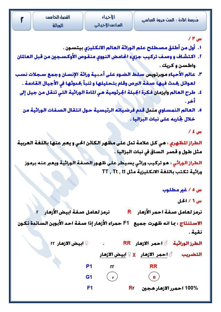 حل كتاب الرياضيات للصف الخامس في سوريا 2020