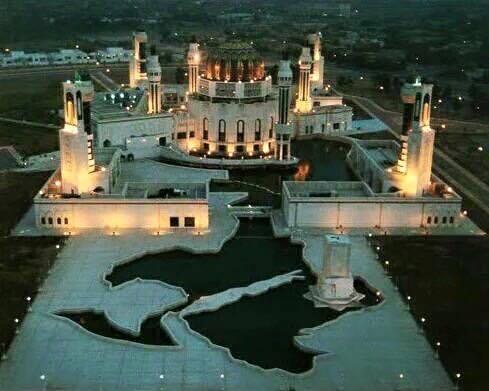 جامع ام القرى في بغداد