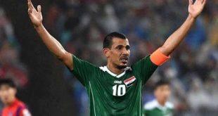 انباء عن انتقال اللاعب يونس محمود الى نادي القوة الجوية