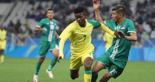 المنتخب العراقي يضيع فرصة التأهل لدور الثمانية في اولمبياد ريو دي جانيرو
