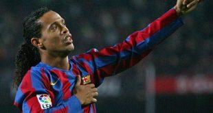 رسميا رونالدينهو يعتزل عالم كرة القدم نهائيا