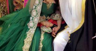 حفل زفاف غدير السبتي و احمد الفردان في البحرين
