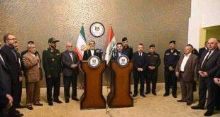 شاهد اغرب اتفاقية يقوم بيها وزير الداخلية العراقي مع ايران
