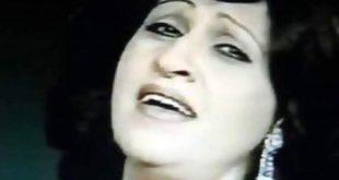 عاجل وفاة الفنانة العراقية مائدة نزهت