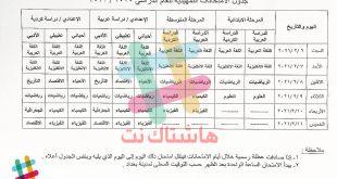 وزارة التربية تنشر جدول امتحانات التمهيدية للعام 2021