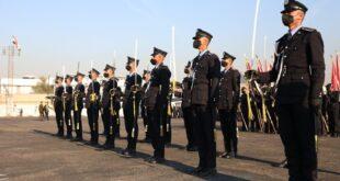 بألصور الشرطة العراقية تحتفل بعيدها 99