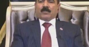 بالفيديو وزير الدفاع العراقي يثير سخرية الشارع العراقي