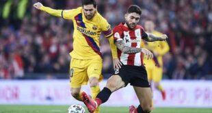 اليوم برشلونة يواجه بلباو في نهائي السوبر الاسباني