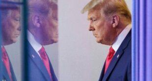 تصريحات دونالد ترامب الاخيرة قبل خروجه