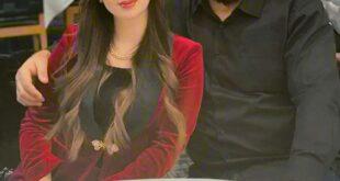 الفنان حسام الرسام ينشر صورته مع زوجته لاول مره