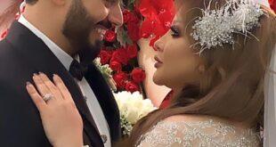صور زفاف الشاعرة العراقية شهد الشمري 2021