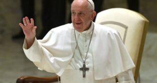 البابا فرنسيس يوجه رسالة للشعب العراقي