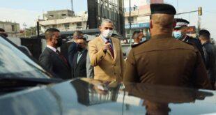 وزير الداخلية يشدد على تطبيق تعليمات خلية الأزمة بشأن حظر التجوال